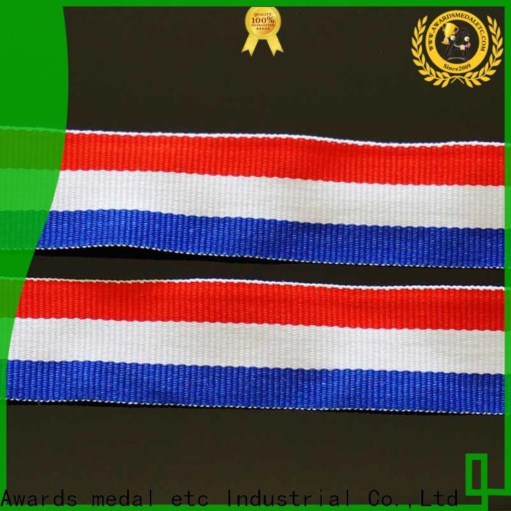 Awards Medal outstanding quality ribbon lanyard fast dispatch for DIY