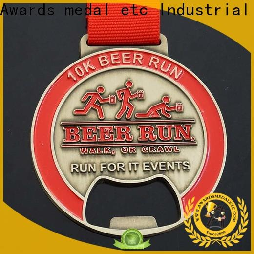 Awards Medal fashion custom bottle openers customized for events