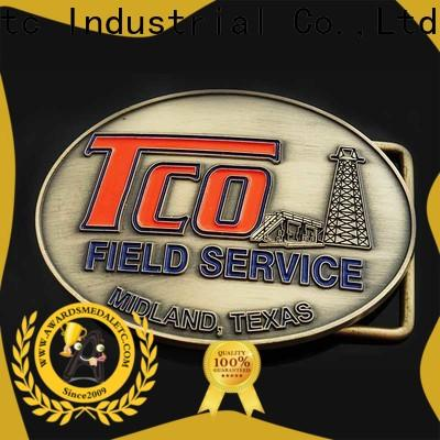 Awards Medal customized belt buckle manufacturers high reliability‎ for mass-market