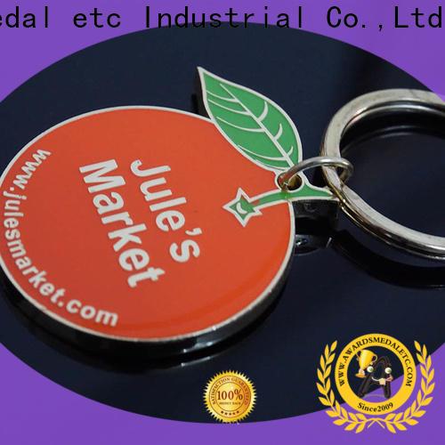 stainless steel bottle opener & metal key chains