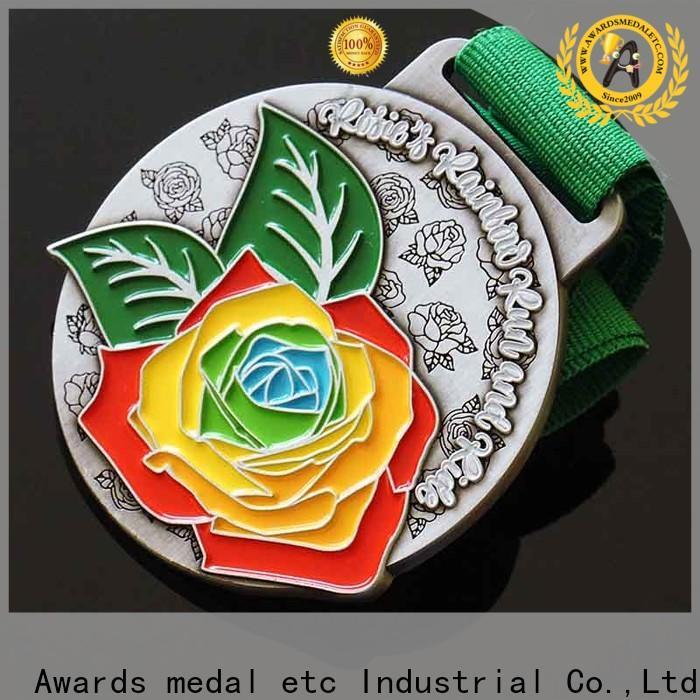Awards Medal metal custom made medals overseas market for souvenir