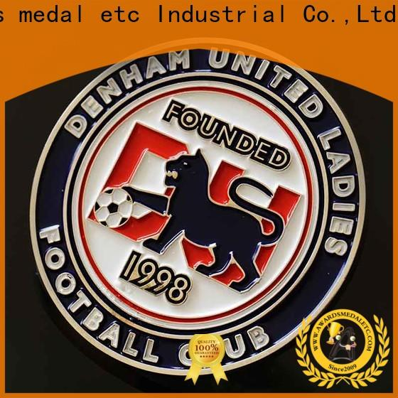 Awards Medal fine workmanship custom made challenge coins manufacturer for souvenir