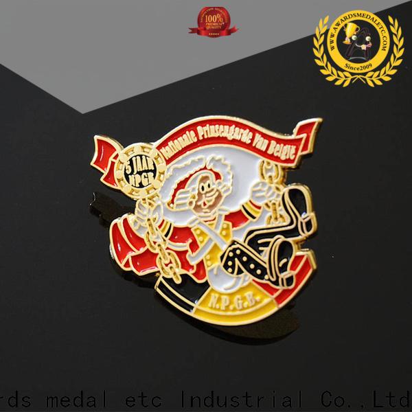 custom made medals & enamel pin badges