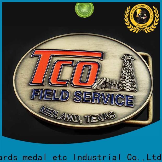 Awards Medal price belt buckle manufacturers manufacturer for mass-market