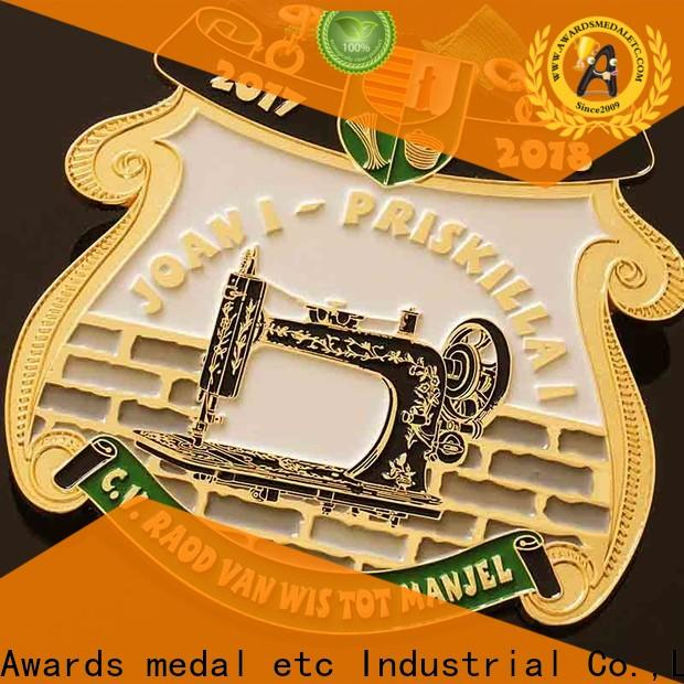 Awards Medal hot fiesta medal design for importer