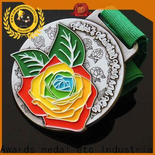 originality custom made medallions white overseas market for gifts