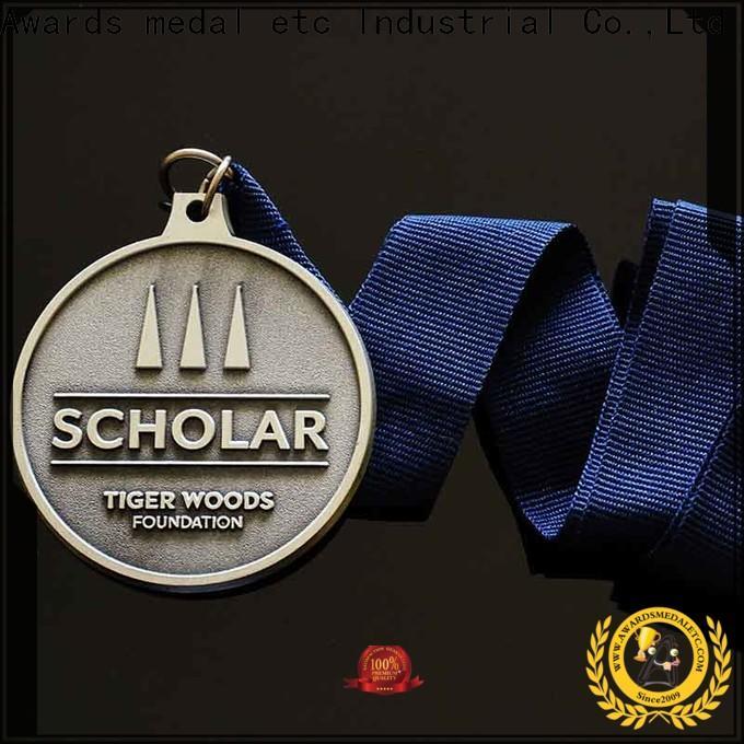fashion personalized medal price bulk production for souvenir