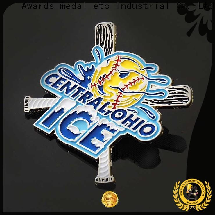 100% quality enamel pin badges enamel producer for garment