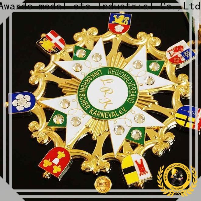 Awards Medal hot carnavals medailles trader for importer