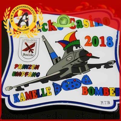 hot carnavals medailles colorful design for importer