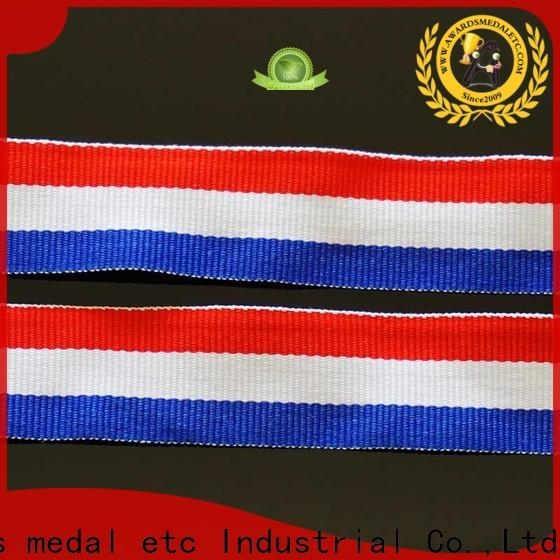 Awards Medal most popular printed lanyards compact packaging for sport event