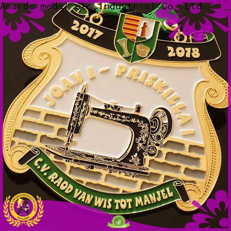 Awards Medal hot fiesta medal supplier for importer