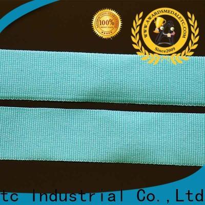Awards Medal blue printed lanyards trendy designs for sale