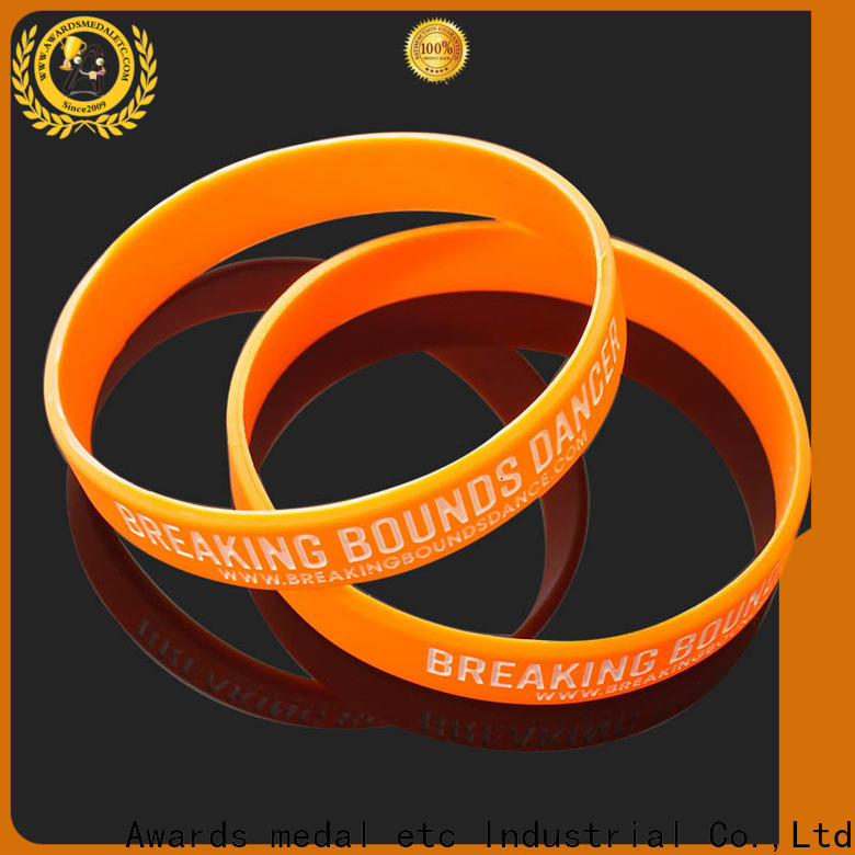 Awards Medal cheapest silicone bands exporter for event