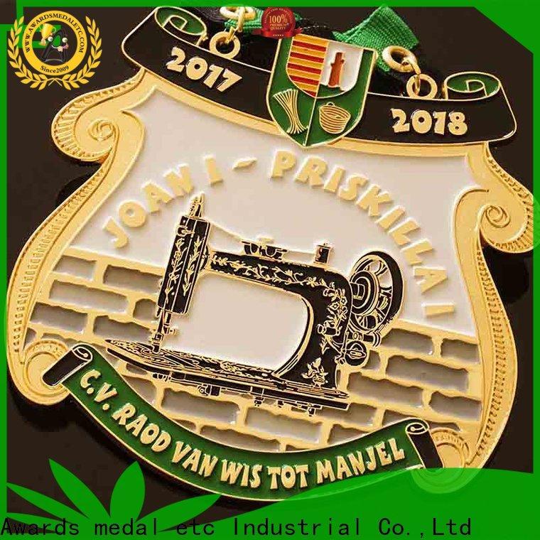 Awards Medal casting karneval orden supplier for sale