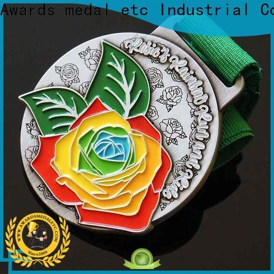 Awards Medal gold custom medallions supplier for events