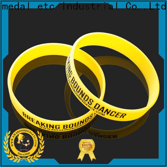 Awards Medal commercial custom silicone bands innovative product for event