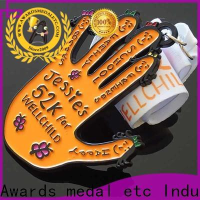 metal bottle opener & awards medal