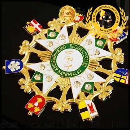 Awards Medal zinc carnavals medailles trader for sale