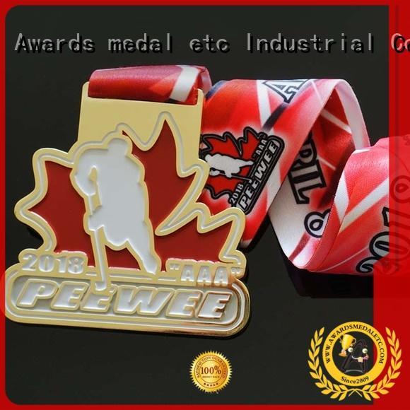 new custom medallion awards rowing supplier for sale