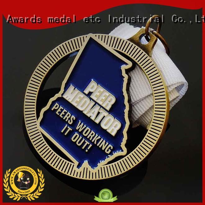 Awards Medal most popular custom medal overseas market for events