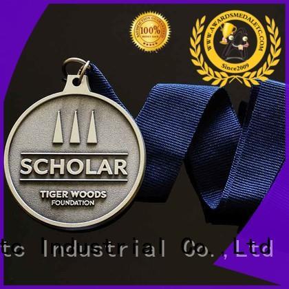 most popular custom medal 3d bulk production for souvenir