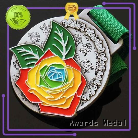 Awards Medal Brand own casting custom gold medallion bespoke