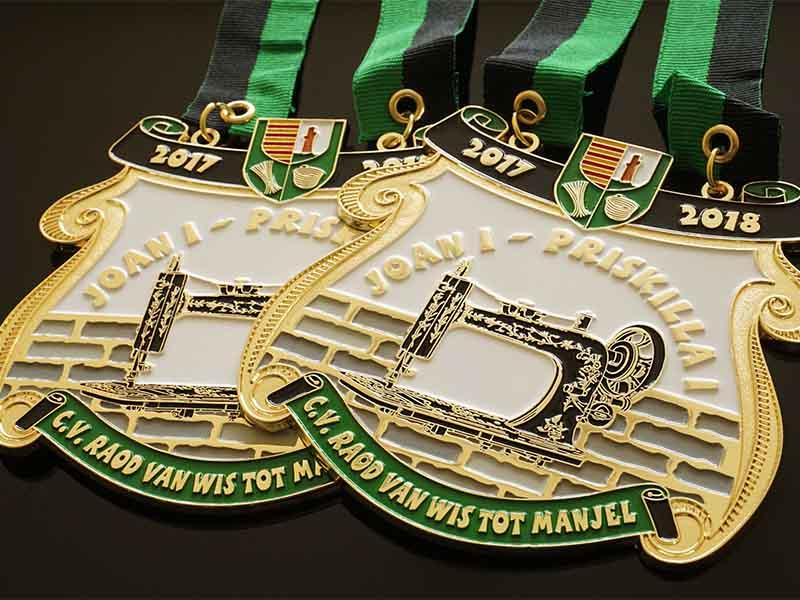 Awards Medal alloy fiesta medal trader for wholesale