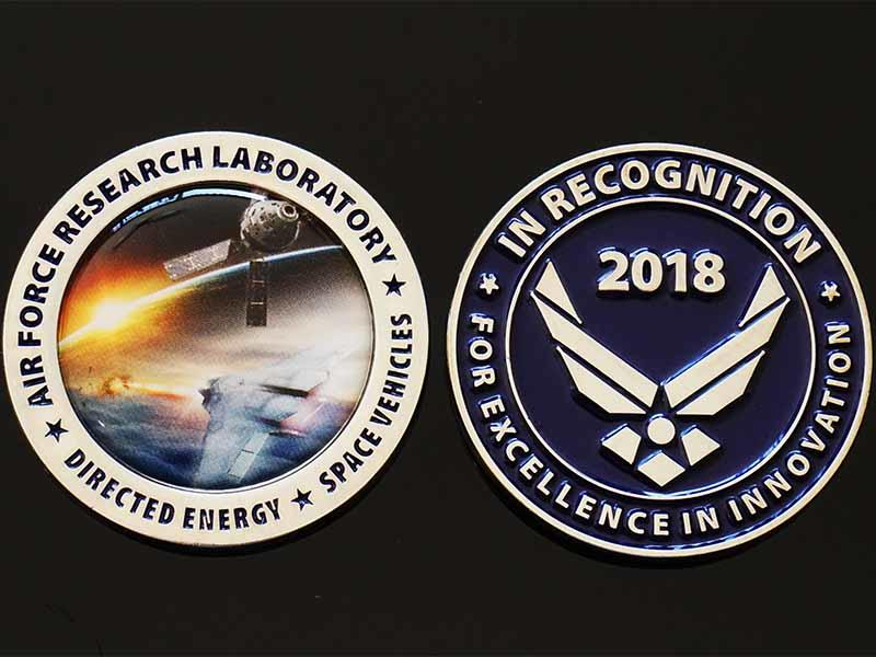 Awards Medal selected material military challenge coins customized for sale