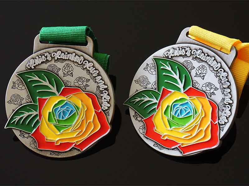 Awards Medal metal custom made medals overseas market for souvenir-2