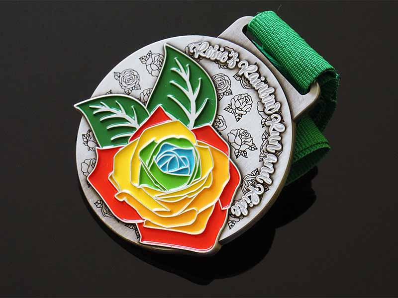 Awards Medal metal custom made medals overseas market for souvenir-3