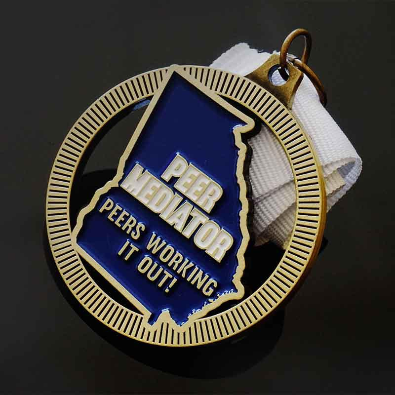 Awards Medal fashion personalized medal bulk production for events