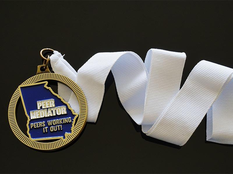 most popular custom medallions alloy overseas market for events