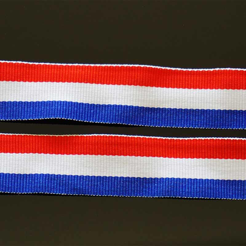 Custom Polyester Neck Woven Ribbon Lanyard With Id Card Holder For Sport Event