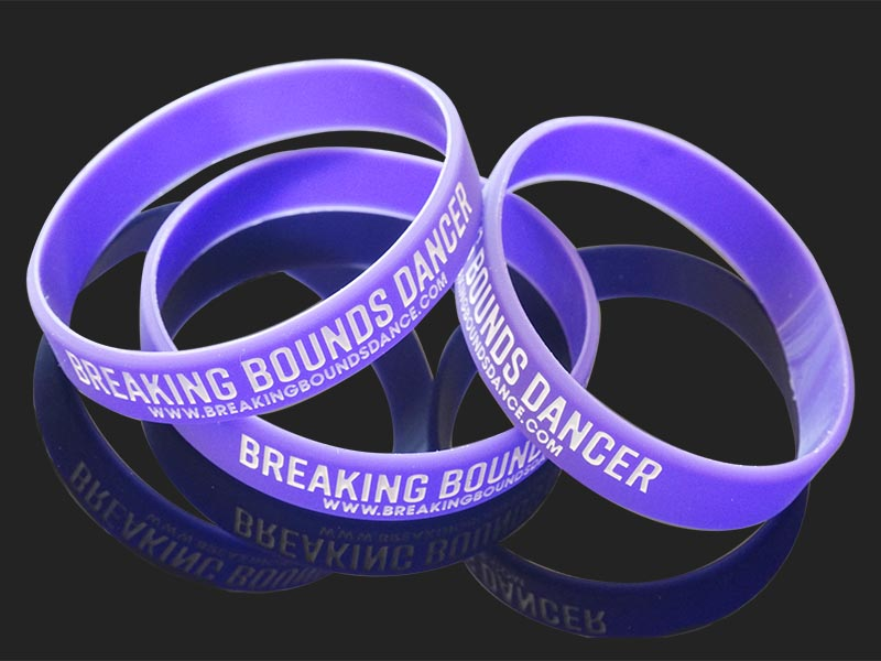 commercial custom silicone wristbands bulk export worldwide for event-1