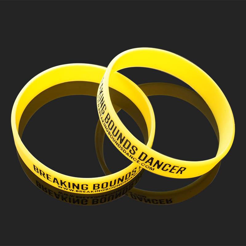 Cheapest Gift Fashion Item Silicon Bracelet Wrist Bands Custom Silicone Wristband