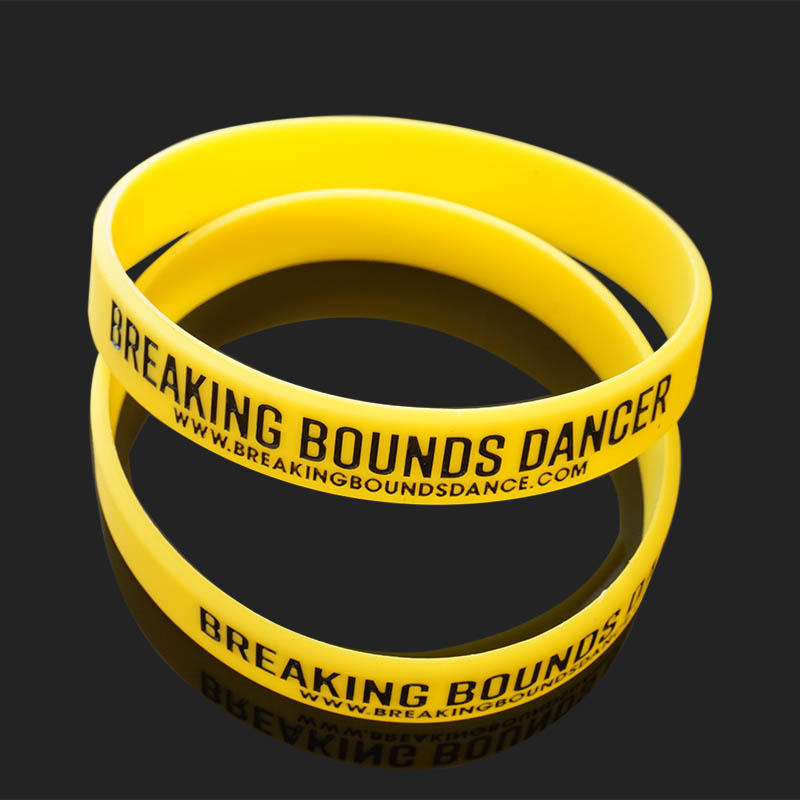 Cheapest Gift Fashion Item Silicon Bracelet Wrist Bands Custom Silicone Wristband