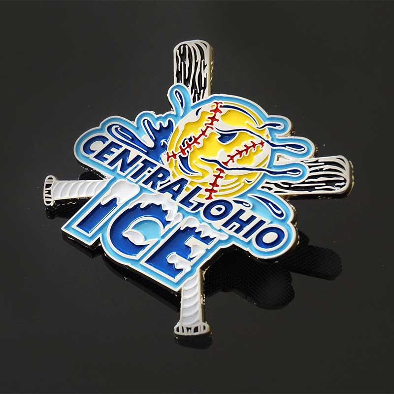 OEM Design China Manufactures Custom Cheap Metal Soft Enamel Lapel Pin Wholesale