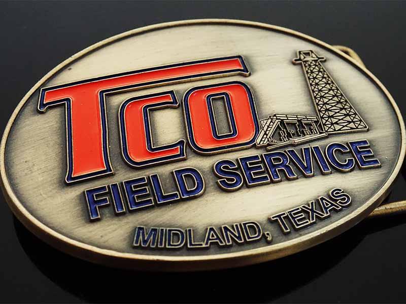 Awards Medal steel western belt buckles high reliability for sale-1