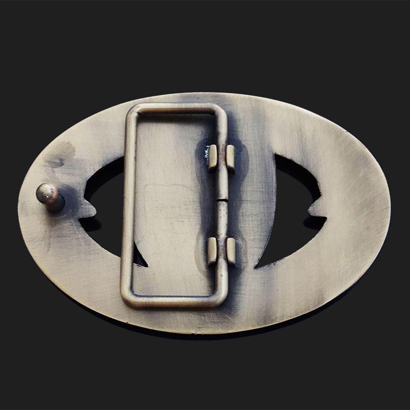 Factory price 2D 3D design belt buckle parts die struck die casting metal custom belt buckle with logo
