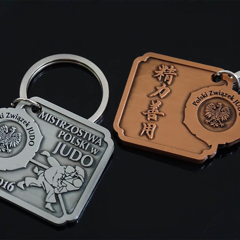 China Supplier OEM New Design High Quality Promotional custom keychain, Wholesale car logo metal keychain