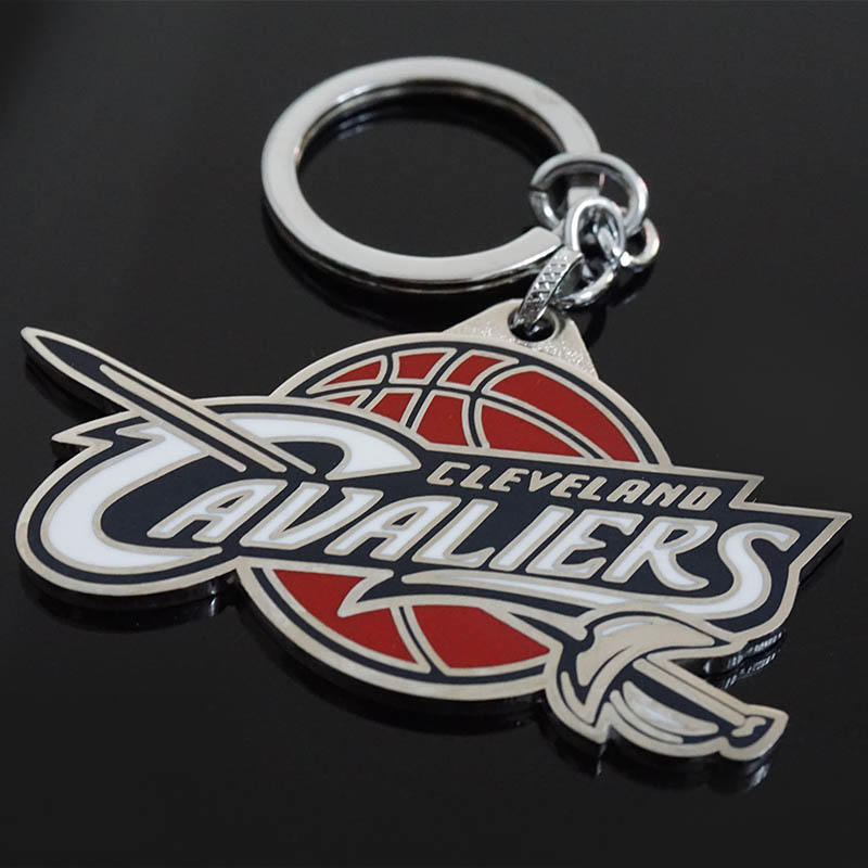 Sports Football Or Basketball Gifts Metal Keychian