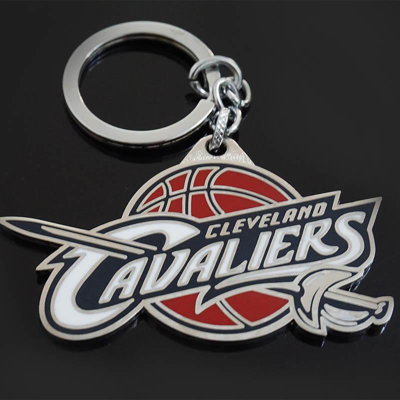 Sports Football Or Basketball Gifts Metal Keychian