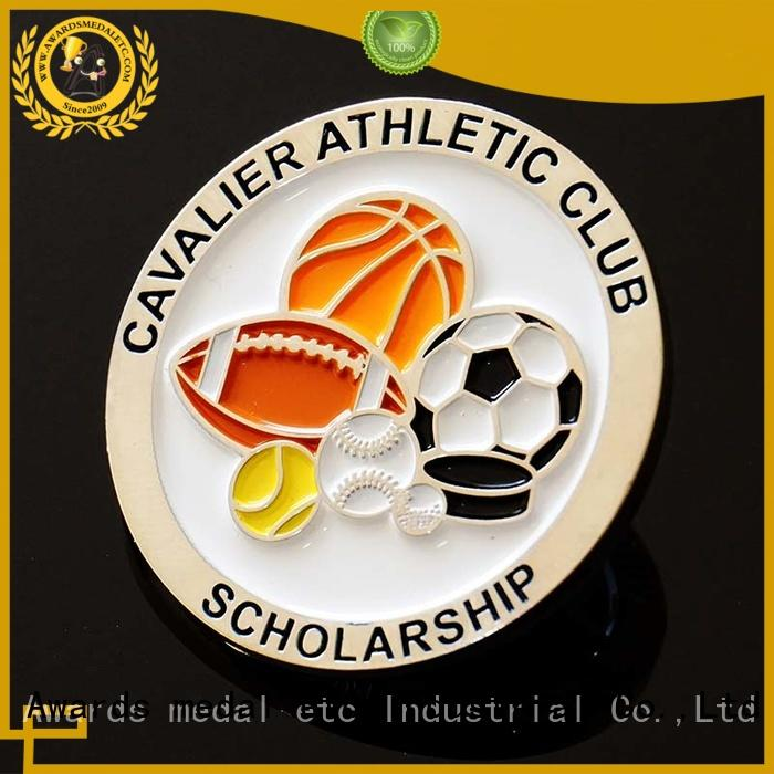 selected material challenge coin maker souvenir supplier for sale
