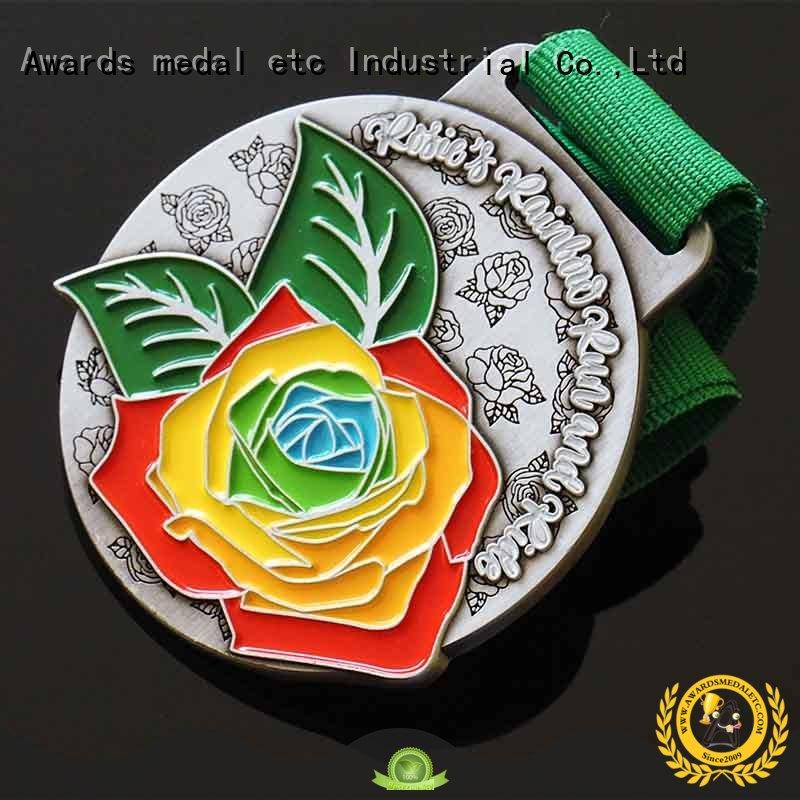 fashion bespoke medals design customized for events