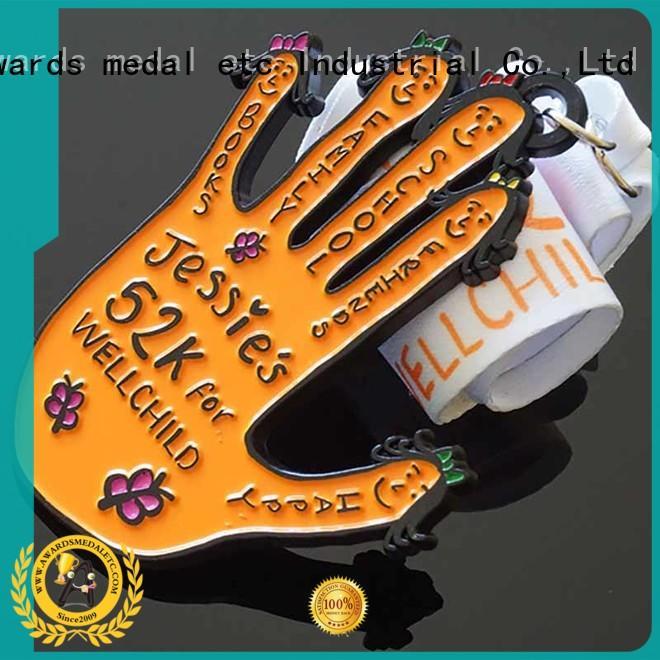 custom medallion awards & fiesta medal design
