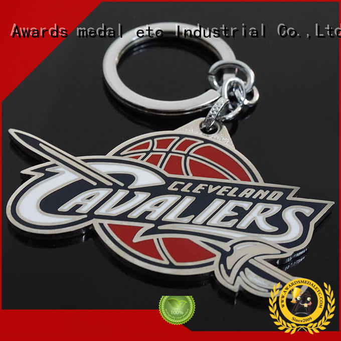 latest metal key chains car international market for gift