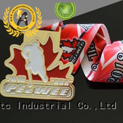 Awards Medal new custom medallion awards global market for sale
