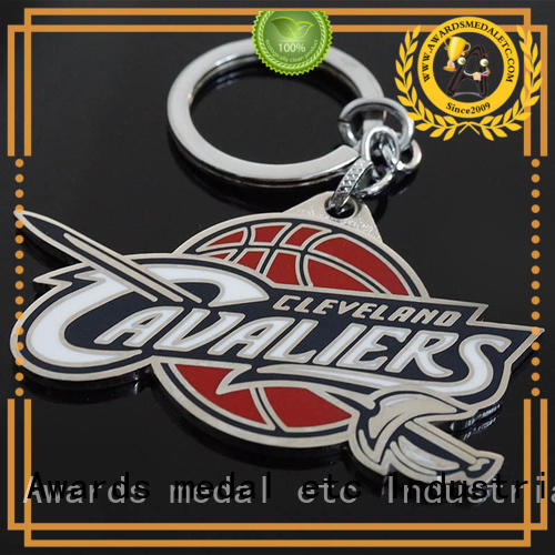 metal key chains & wholesale challenge coins