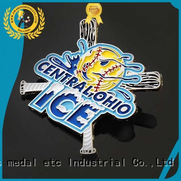 Awards Medal best lapel pin badges producer for souvenir